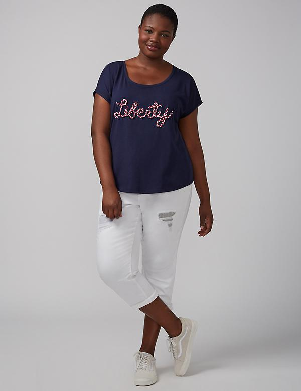 Liberty Graphic Tee