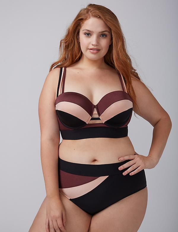 cacique swimsuits | plus size swimwear | lane bryant