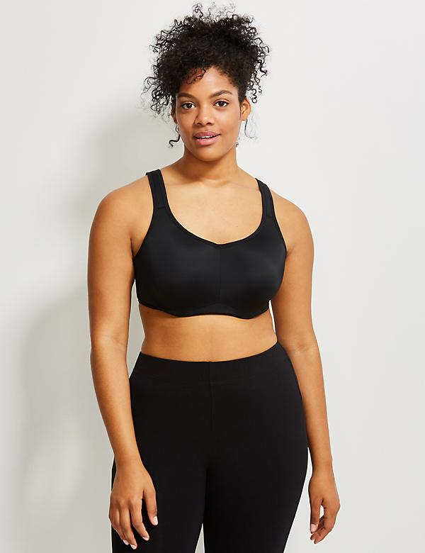 High-Impact Wicking Sport Bra