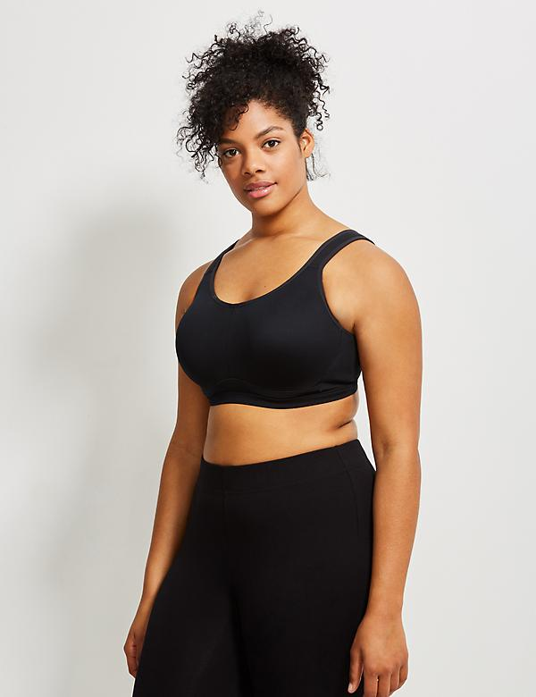 High Impact Wicking Sport Bra