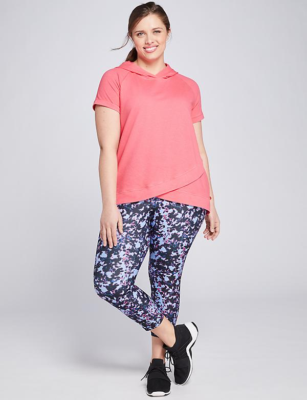 LIVI Capri Power Legging With Wicking