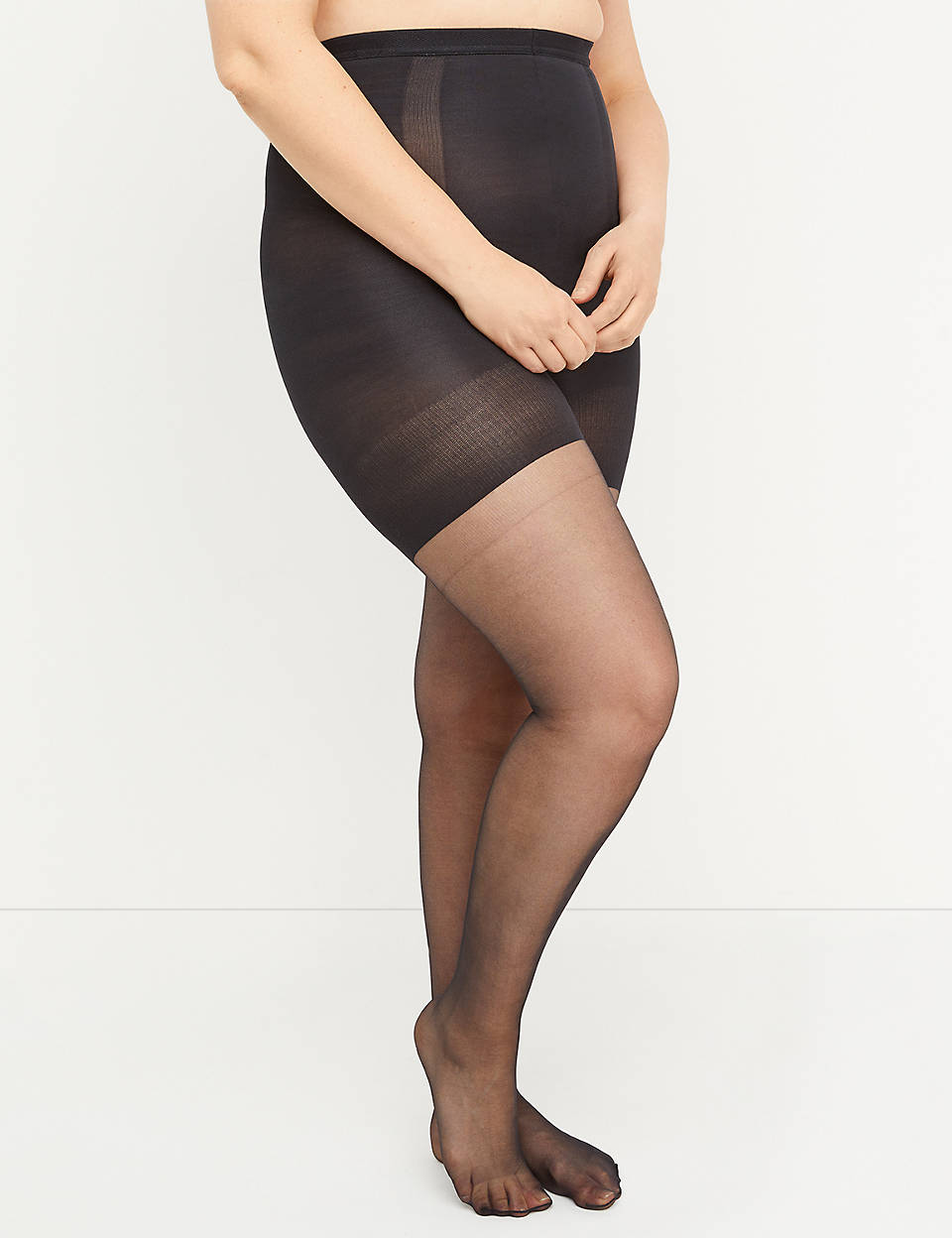 92310cfdc Smoothing Tights - Sheer Shaper