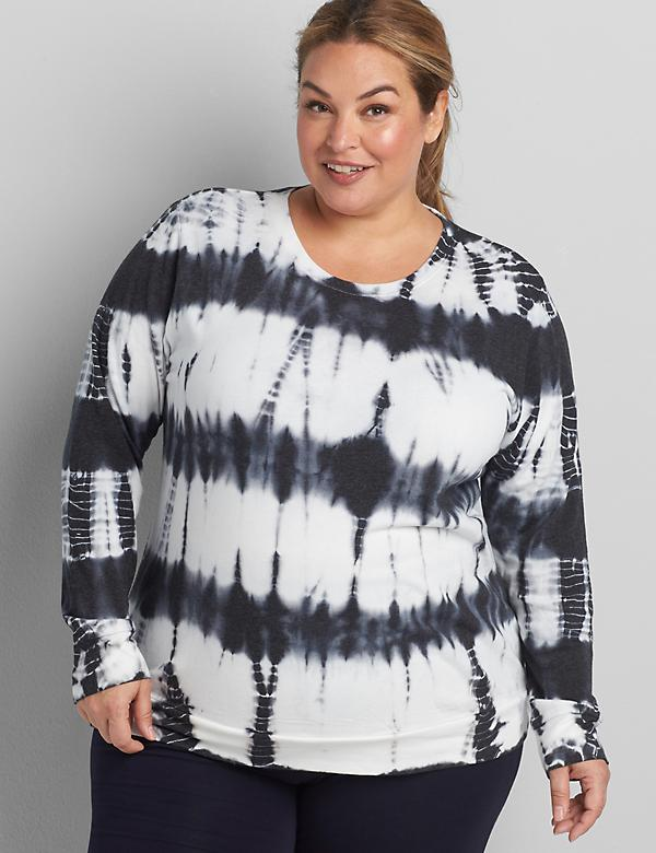 LIVI French Terry Sweatshirt - Tie-Dye