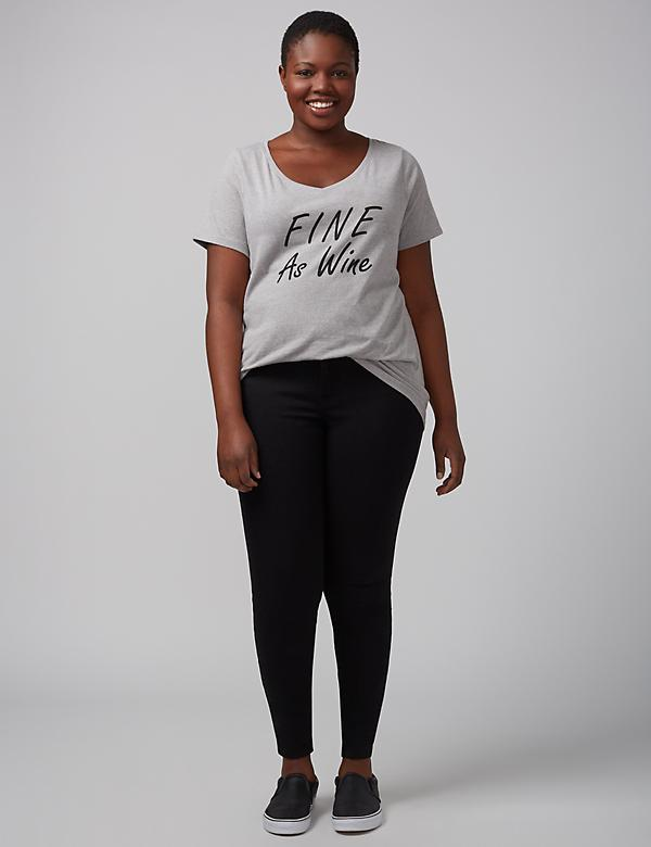 Fine As Wine Graphic Tee