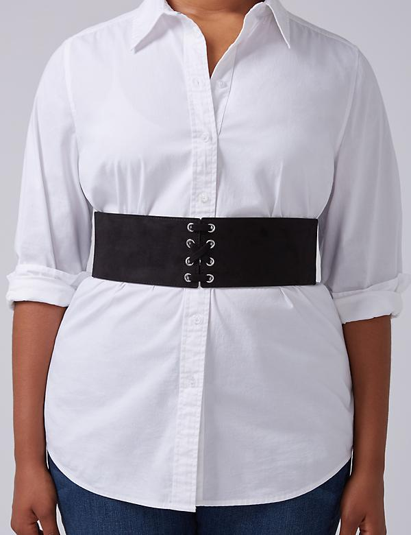 Corset Wide Stretch Belt