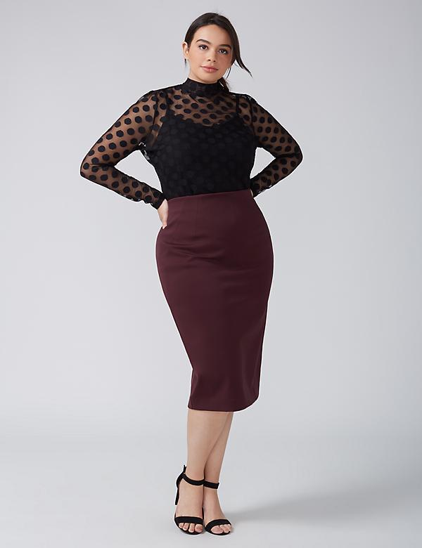 plus size skirts | plus size midi & maxi skirts | lane bryant