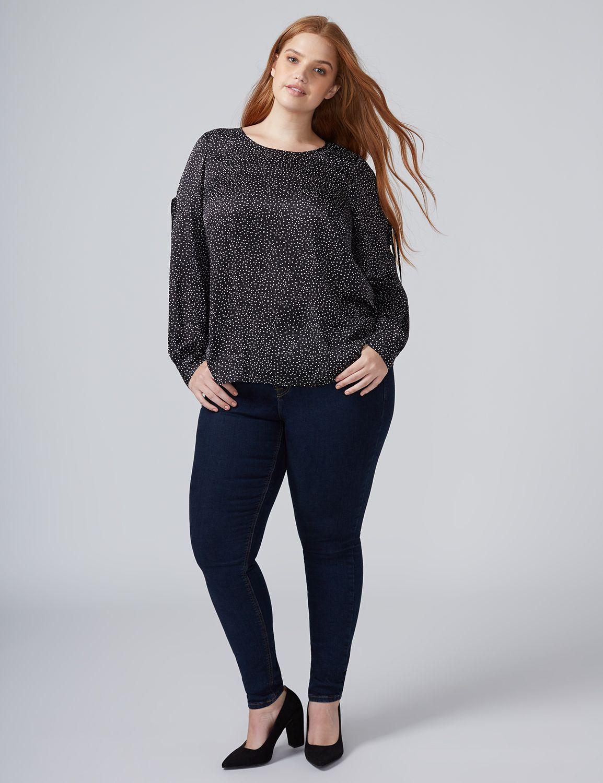 Plus Size Blouses Womens Dressy Shirts Lane Bryant
