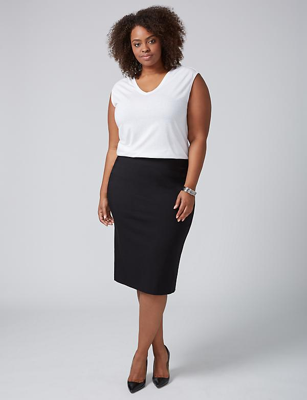 Allie Pencil Skirt