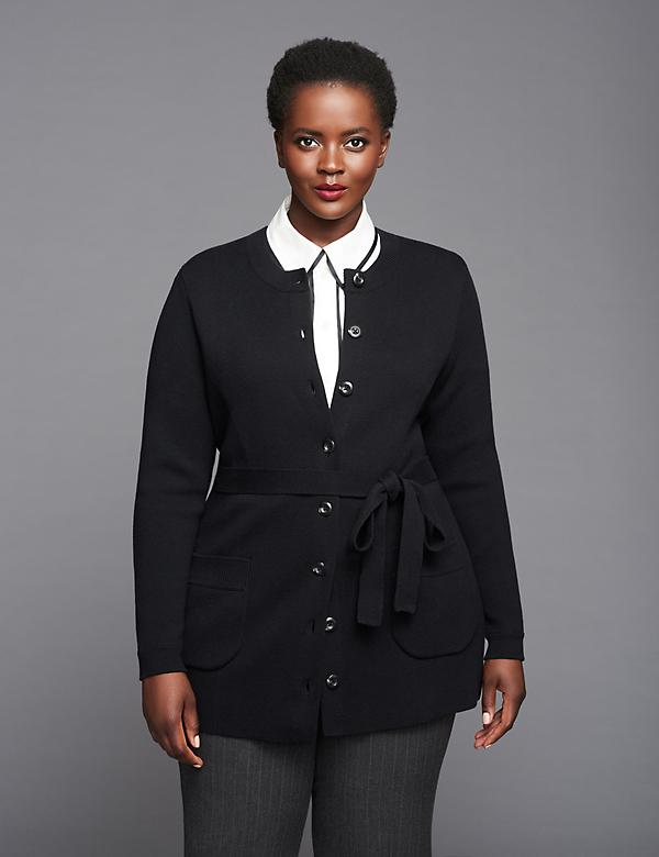 Cardigan Jacket by GLAMOUR X LANE BRYANT