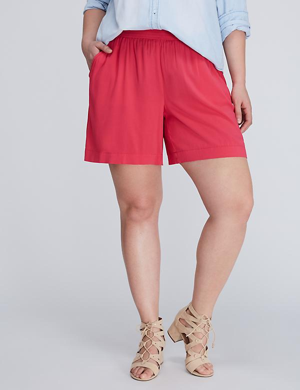 Capris and Shorts | Lane Bryant