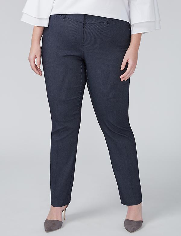 Allie Sexy Stretch Straight Leg Pant
