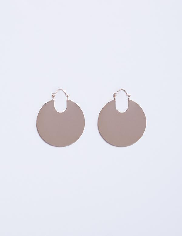 Medium Doorknocker Earrings