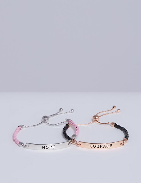 Adjustable Bracelet Set