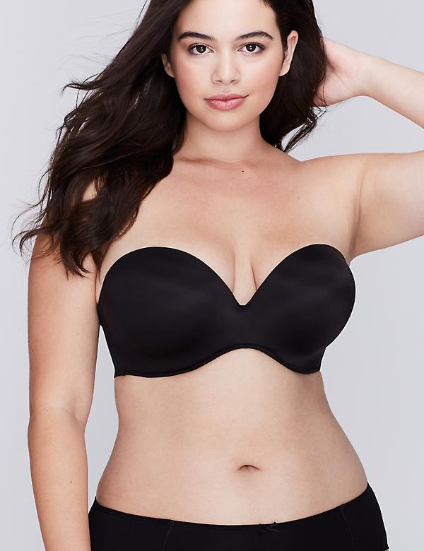 Smooth Boost Multi-Way Strapless Bra