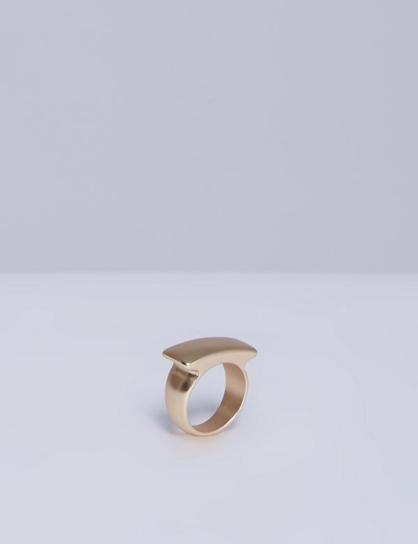 Bold Bar Ring