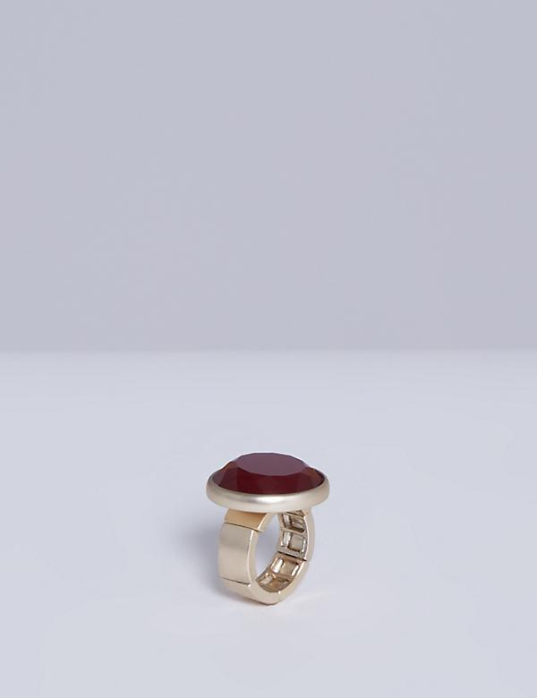Stretch Statement Ring