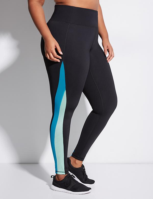 Sculpting Colorblock Active Legging