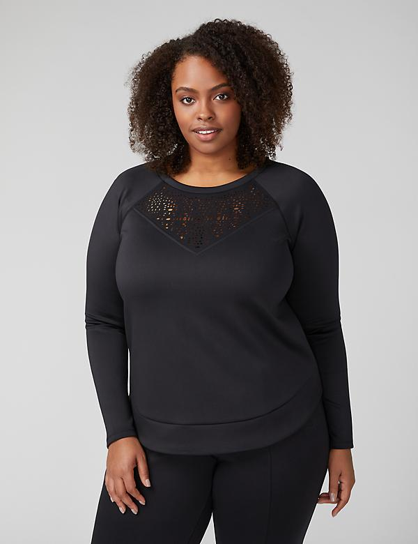 Fast Lane Laser-Cut Active Top