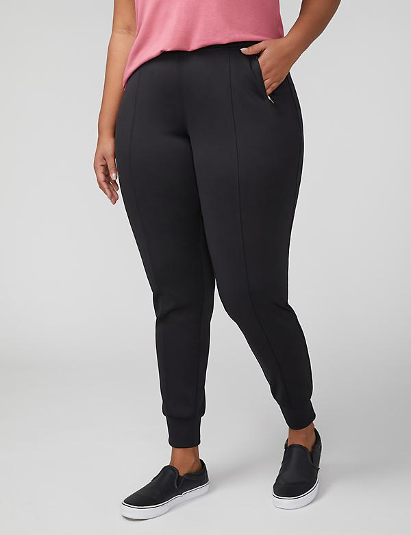 Fast Lane Active Jogger with Bonded Pockets