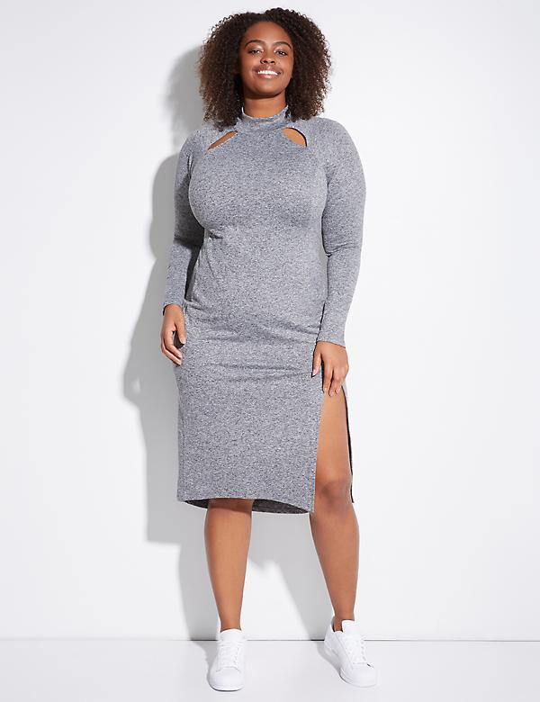 Marled Active Dress