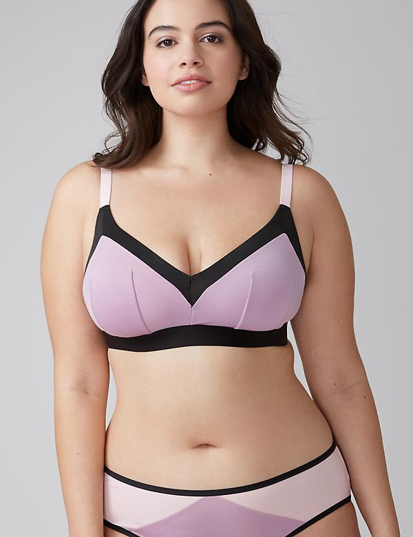 Smooth Colorblock Bralette