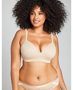 c62363a6cb65a image of Simply Wire Free Lightly Lined T-Shirt Bra with sku 347275