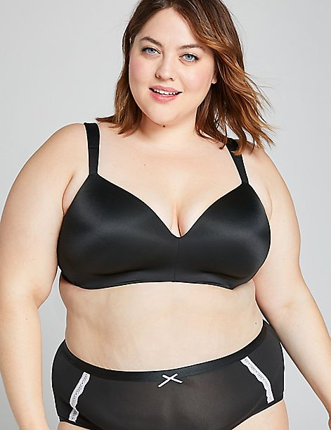 Simply Wire Free Lightly Lined T-Shirt Bra