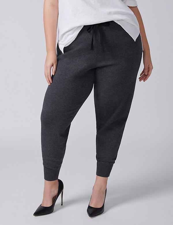 Fast Lane Sweater Jogger