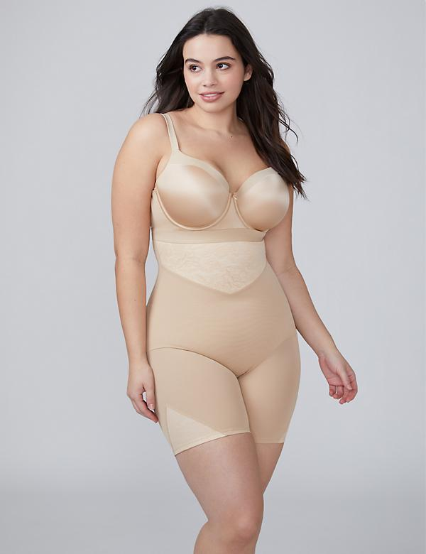 Shape By Cacique Ultra High-Waist Thigh Shaper