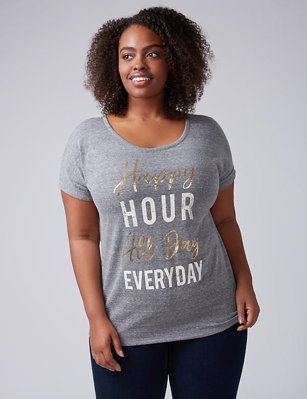 Happy Hour Graphic Tee