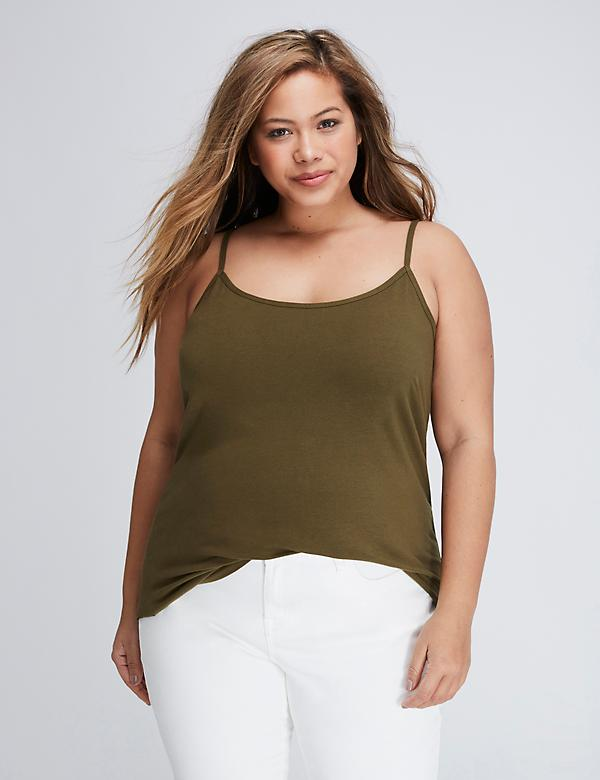Essential Cotton cami
