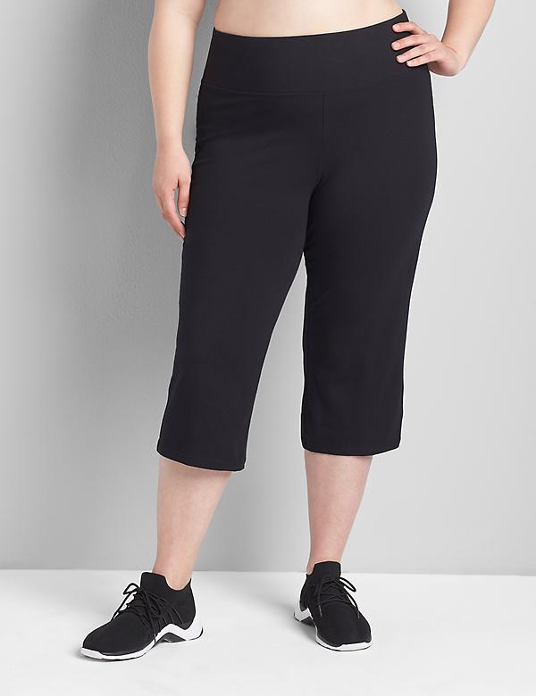 Signature Stretch Active Yoga Capri