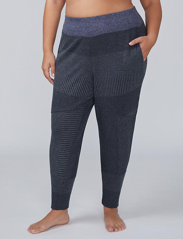 Ribbed Sleep Legging
