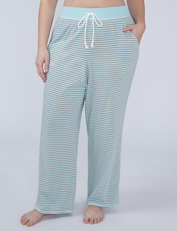 Rope-Tie Sleep Pant