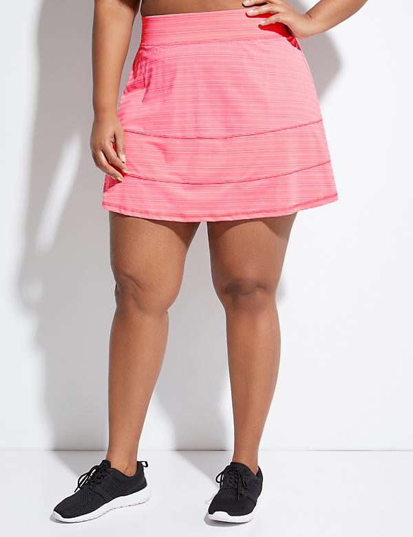 Cooling Knit Active Skort