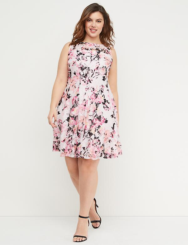 46cbdcae8a Plus Size Party & Cocktail Dresses | Lane Bryant