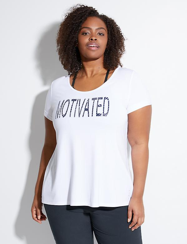 Open-Back Active Tee