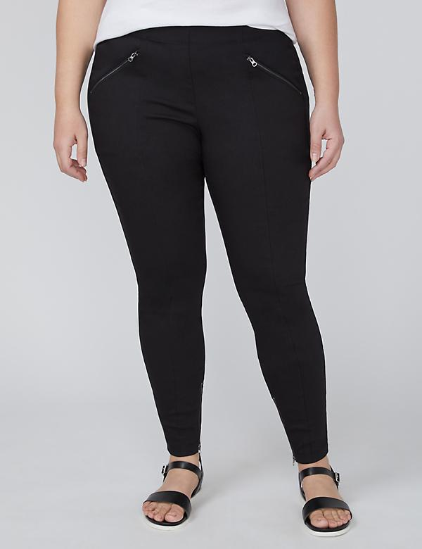 Coolmax® Allie Sexy Stretch Skinny Pant - Pull-On