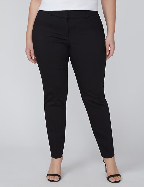 Coolmax® Allie Sexy Stretch Ankle Pant