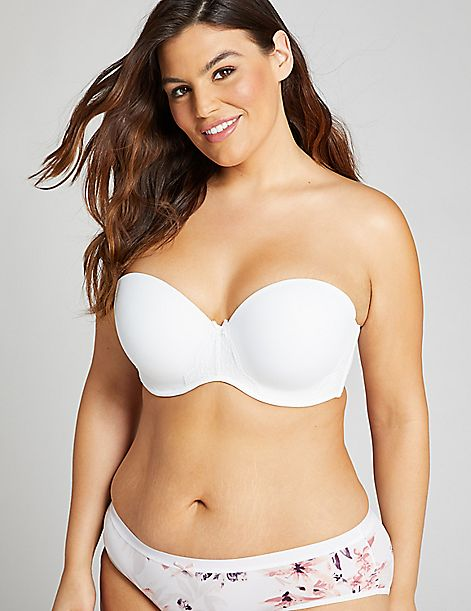 Multi-Way Boost Strapless Bra