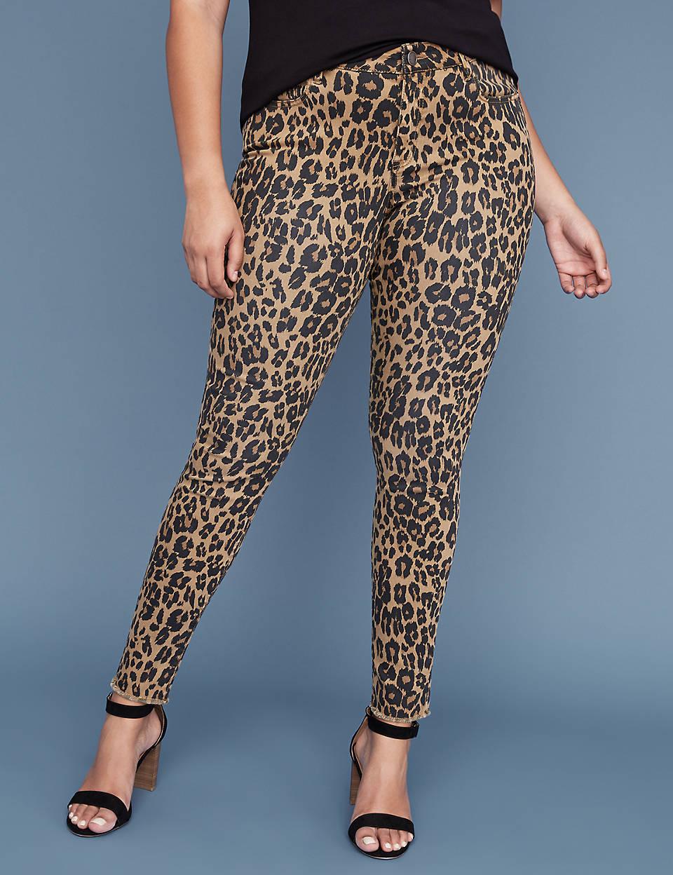 2bf5277ac4d Super Stretch Skinny Jean - Leopard Print