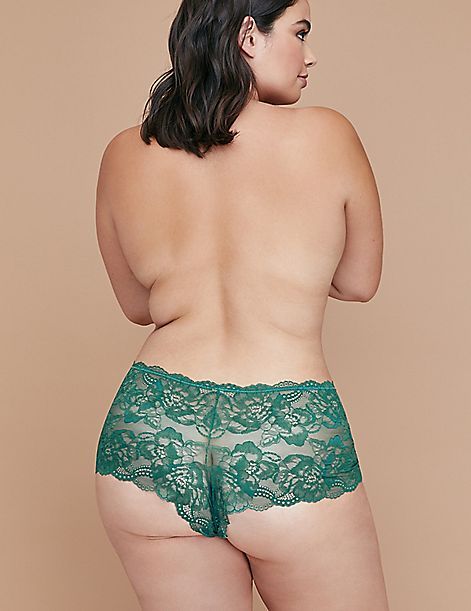 Lace Cheeky Short Panty