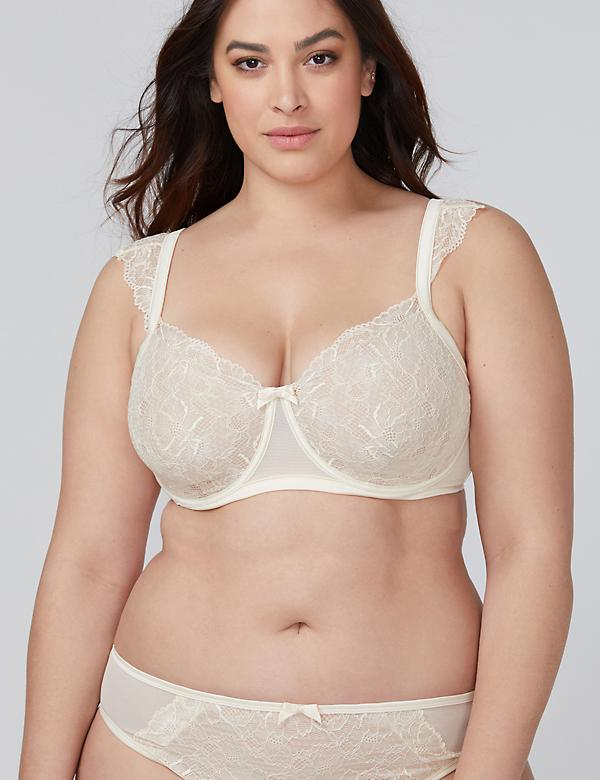 Melody Unlined Underwire Mastectomy Bra by Amoena