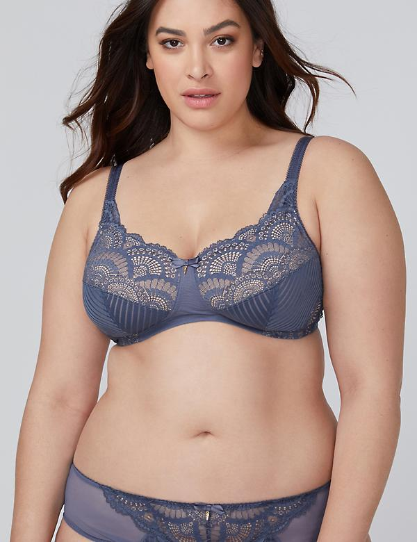 Karolina Unlined No-Wire Mastectomy Bra by Amoena