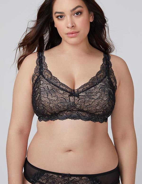 Melody Unlined No-Wire Mastectomy Bra by Amoena