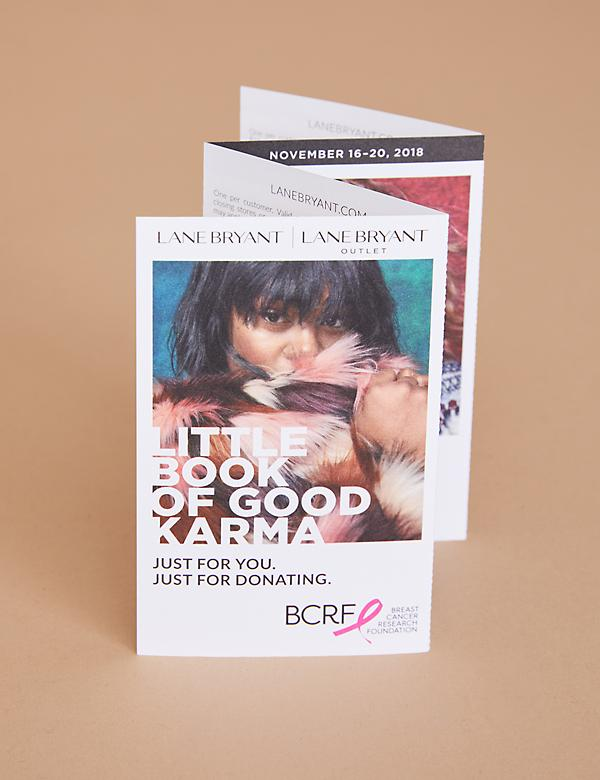 Breast Cancer Research Foundation Little Book of Good Karma