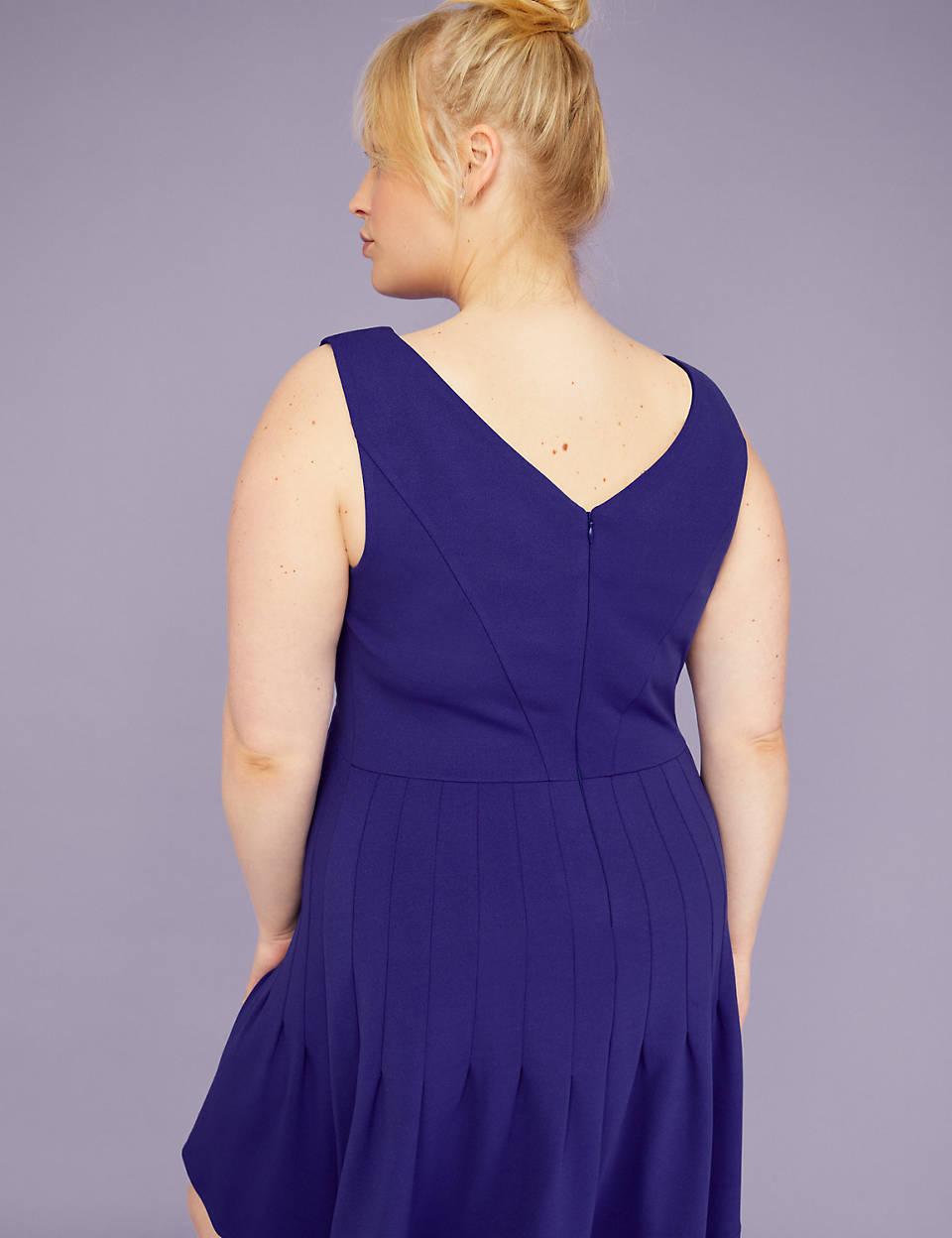 79937c736614 Fit And Flare Full Skirt Dress - raveitsafe