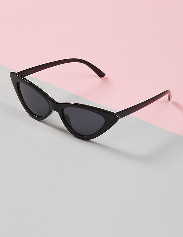 Extreme Cateye Sunglasses