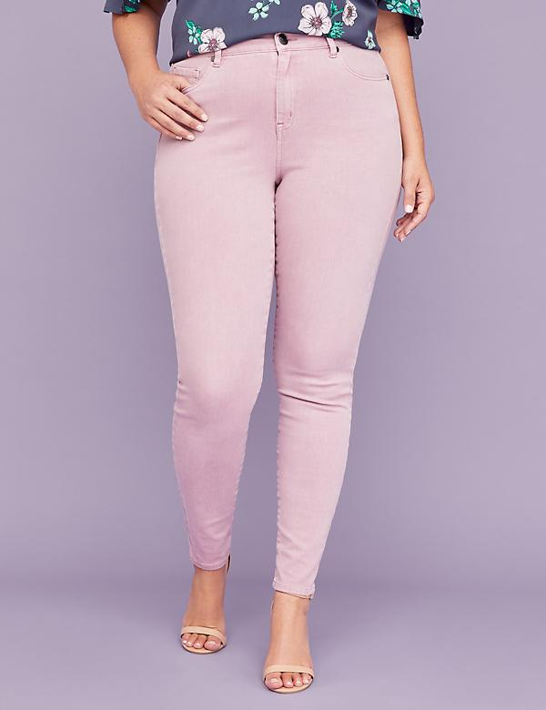 Ultimate Stretch Skinny Jean - Vintage Rose