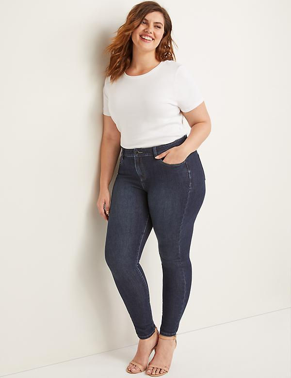Ultimate Stretch Skinny Jean - Dark Wash
